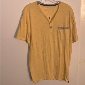 Express XL Mens Henley Shirt